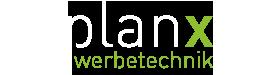 planx Werbetechnik Logo